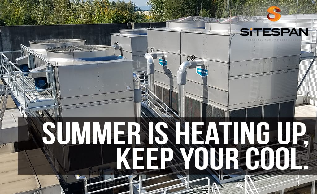 5 Tips For Your Cooling Tower Summer Maintenance: Prep For A Scorcher