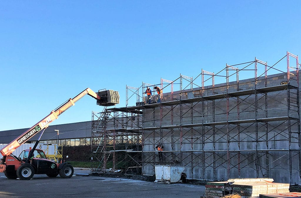 Data Center Cooling Tower Replacement