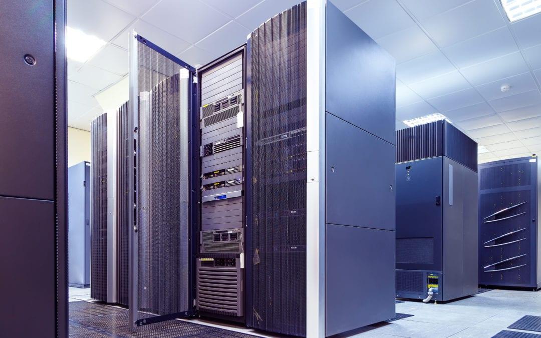 CoSentry Data Center Phase II