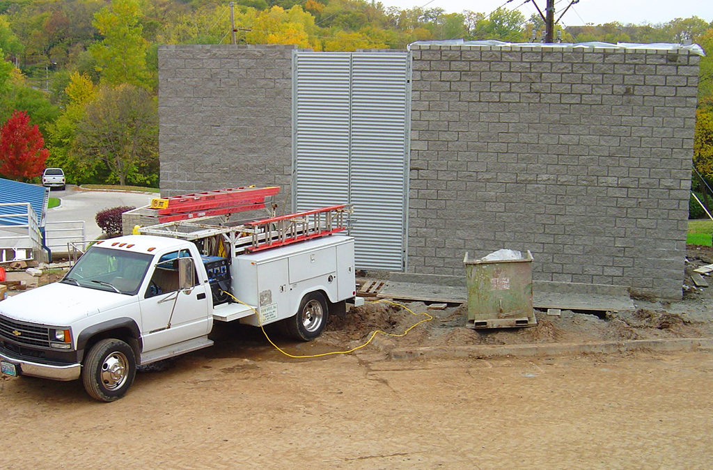 Backup Emergency Generator