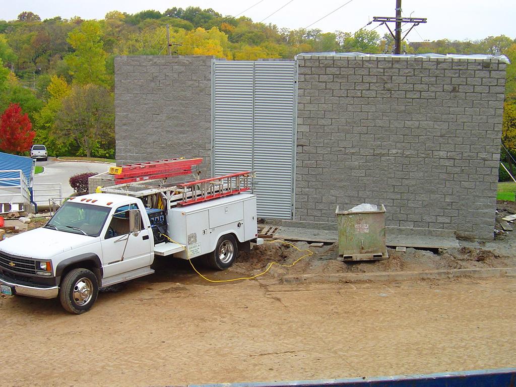 Backup Emergency Generator