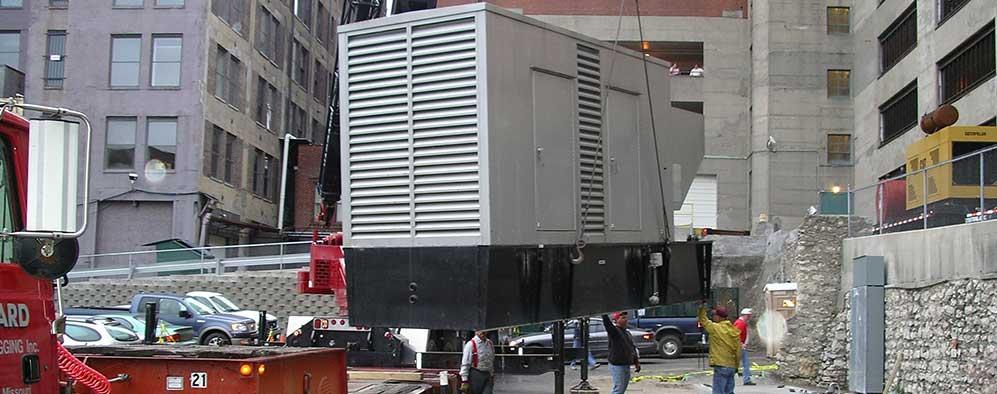 DTS-Centennial-Generator