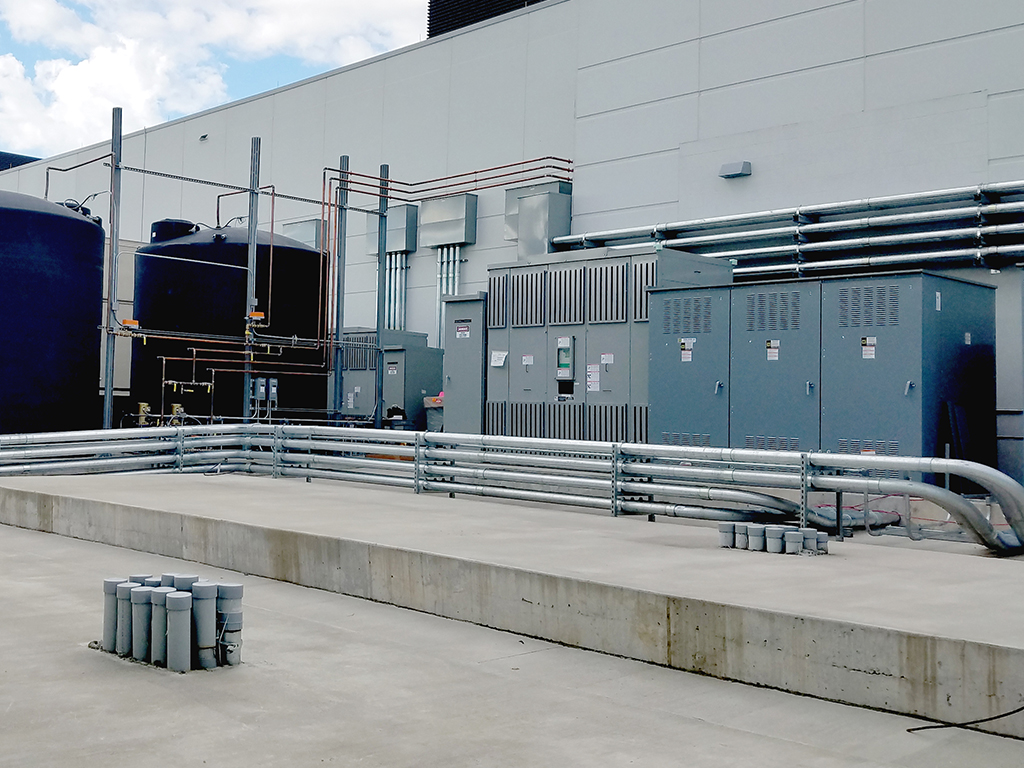 MSP2 Phase III – Data Hall Expansion & Build-out