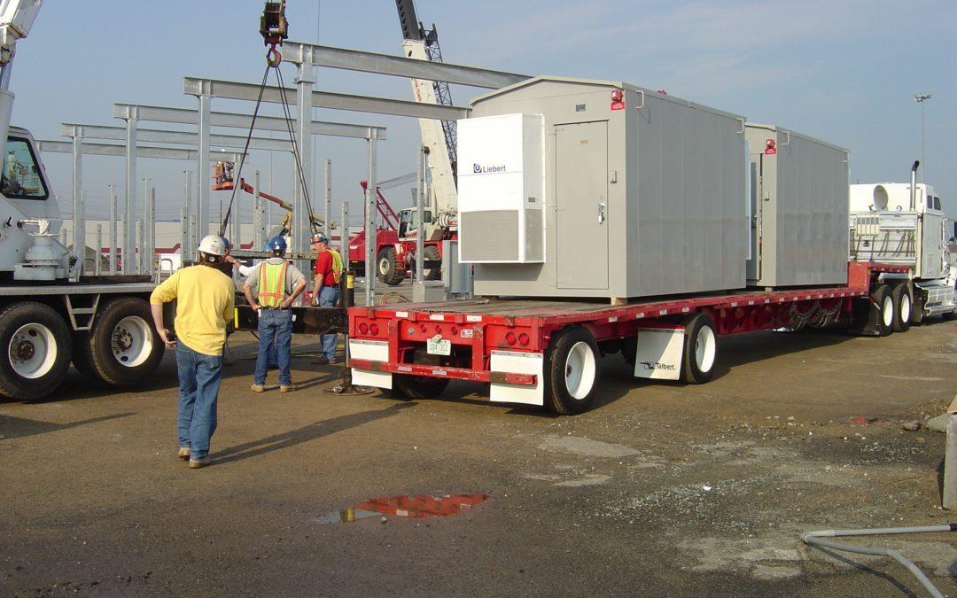 SAIC Maher Terminals Critical Power Distribution