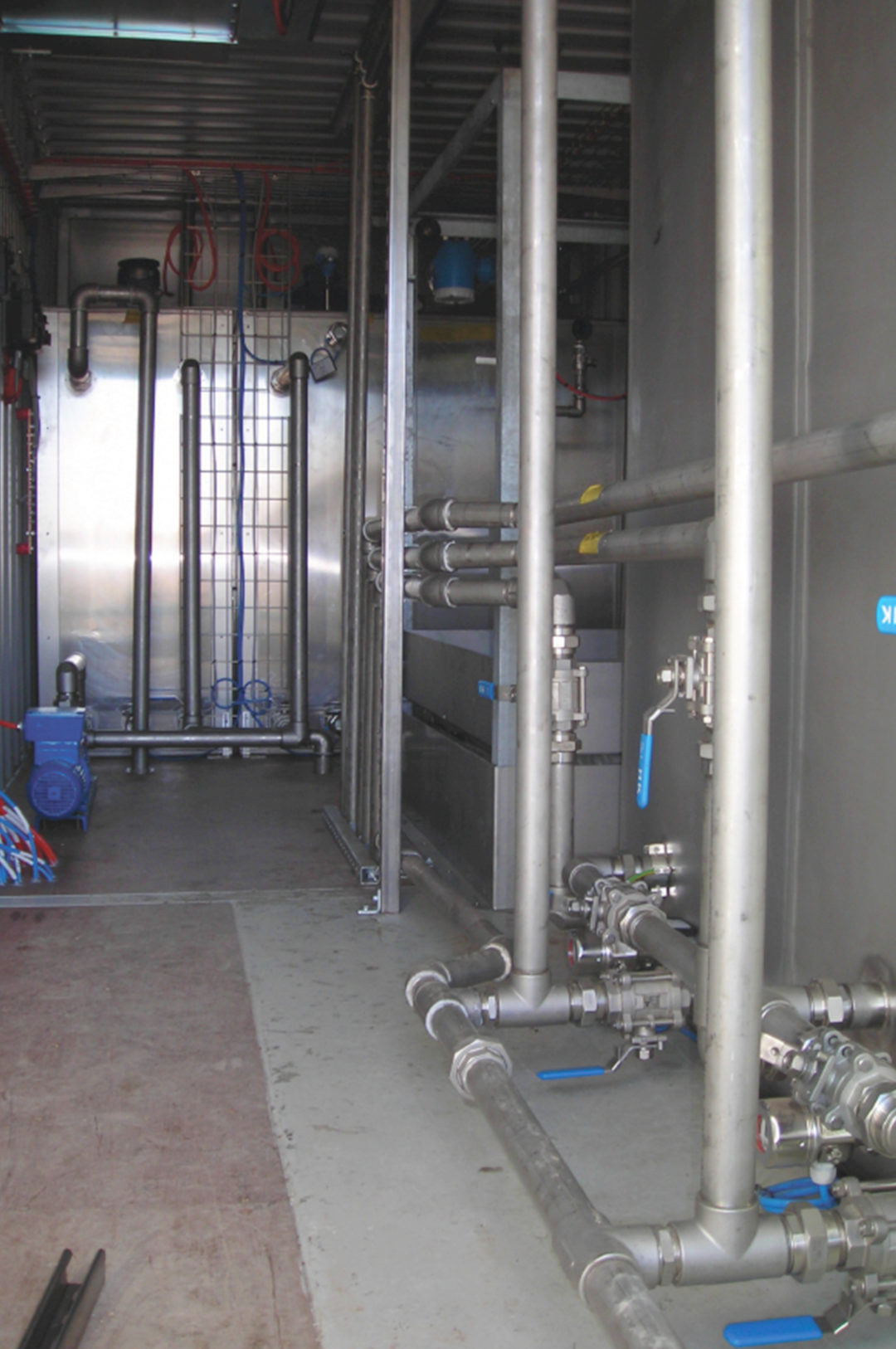 Mobile Anaerobic Digester