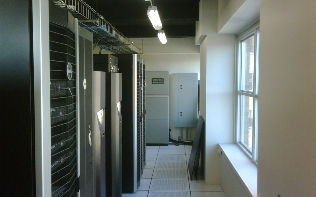 Stratton VA Medical Center Data Center