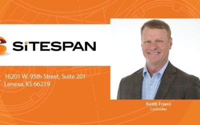 Keith Friess Joins SiTESPAN As Controller